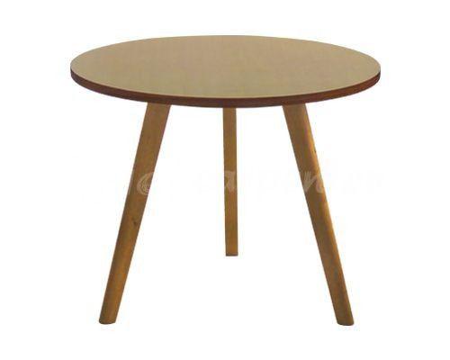 bàn ăn mặt tròn gỗ sồi vba 06