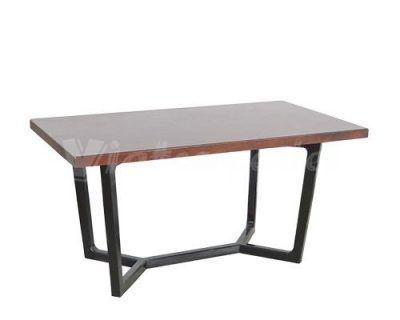 bàn ăn 6 ghế thiết kế theo phong cách hiện đại đậm chất châu âu