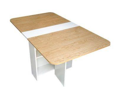 mẫu bàn ăn thông minh thiết kế xếp gọn