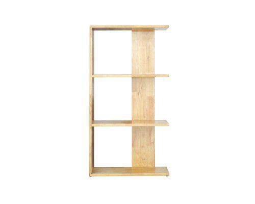 kệ sách gỗ 4 tầng đẹp cho phòng khách hoặc bất kì không gian nào