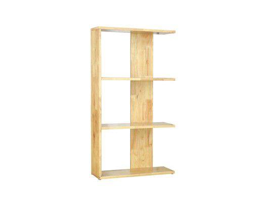 kệ sách gỗ trang trí để bàn 4 tầng