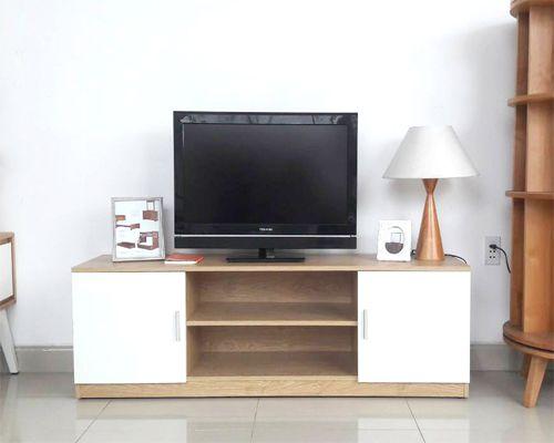 kệ tivi giá rẻ chất liệu gỗ mdf giá dưới 1 triệu đồng thiết kế đẹp hiện đại