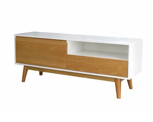 mẫu kệ tivi gỗ đẹp đơn giản giá rẻ dưới 2 triệu của viet carpenter