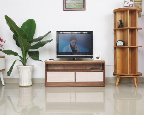 kệ tivi gỗ màu đẹp trang sang trọng cao cấp dài 1.2m
