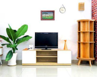 kệ tivi đẹp dùng cho phòng khách và phòng ngủ giá dưới 1 triệu đồng của việt carpenter