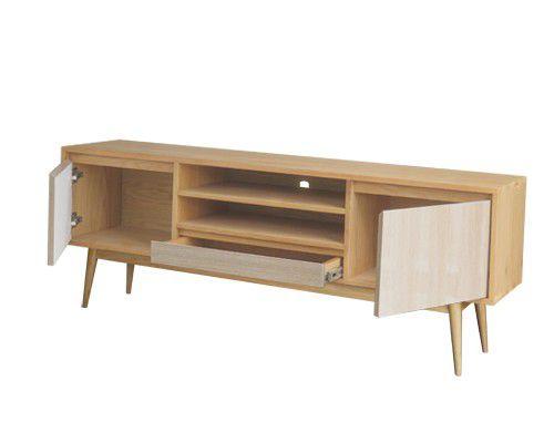 kệ tivi go soi phong retro muc gia chi 4 triệu động bạn có thể sở hữu 1 sản phẩm chất liệu gỗ tự nhiên