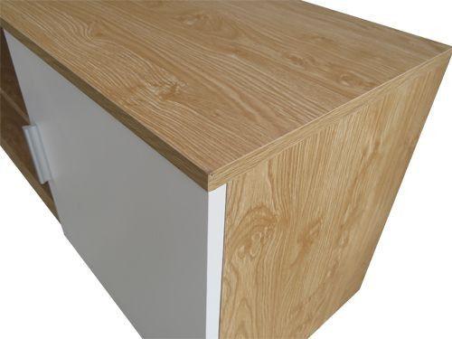 mẫu kệ tivi vtv 10 chất liệu gỗ công nghiệp phủ melamine