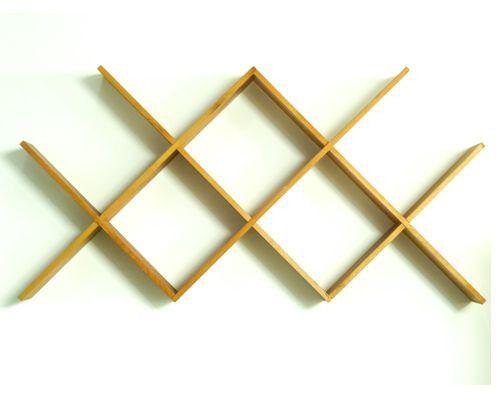 kệ treo tường hình ziczac việt carpenter