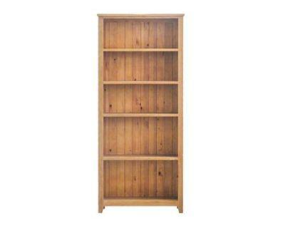 tủ sách gỗ 5 tầng đẹp dành cho góc sinh hoạt học tập gia đình