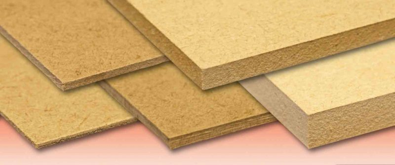 Nhận biết gỗ công nghiệp MDF