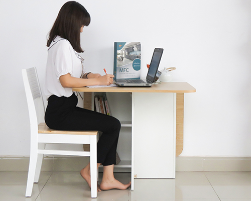bàn ăn thông minh cho nhà có diện tích nhỏ tại tphcm