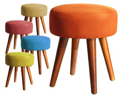 tổng hợp các mẫu ghế đôn sofa đẹp hình dáng tròn chất liệu kết hợp với nệm vải nhung chân 4 chân gỗ siêu đẹp rất hợp các phòng khách đặc biệt phù hợp cho phong cách retro quán cafe