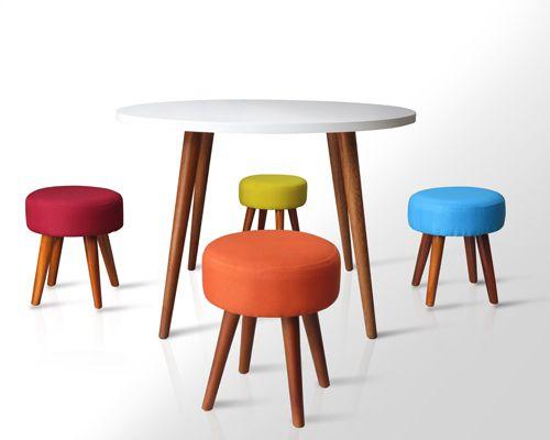 mẫu bàn ghế đôn kết hợp bàn trà siêu đẹp chỉ có tại vietcarpenter