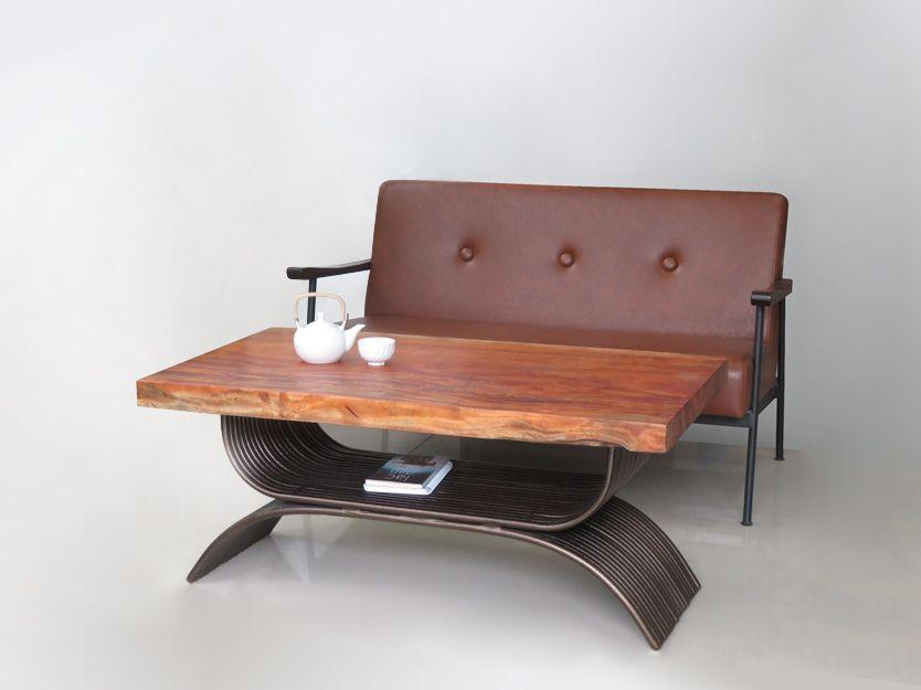 bàn trà nhật decor nghệ thuật cao cấp dùng làm bàn tiếp khách, bàn uống nước kết hợp với bộ sofa
