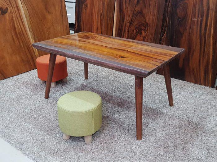 bàn trà gỗ tự nhiên nguyên tấm đẹp