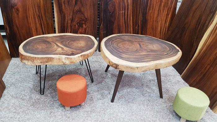 bàn trà sofa gỗ tự nhiên giá rẻ