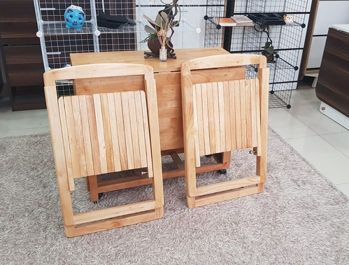 bàn ăn đẹp gỗ tự nhiên việt carpenter