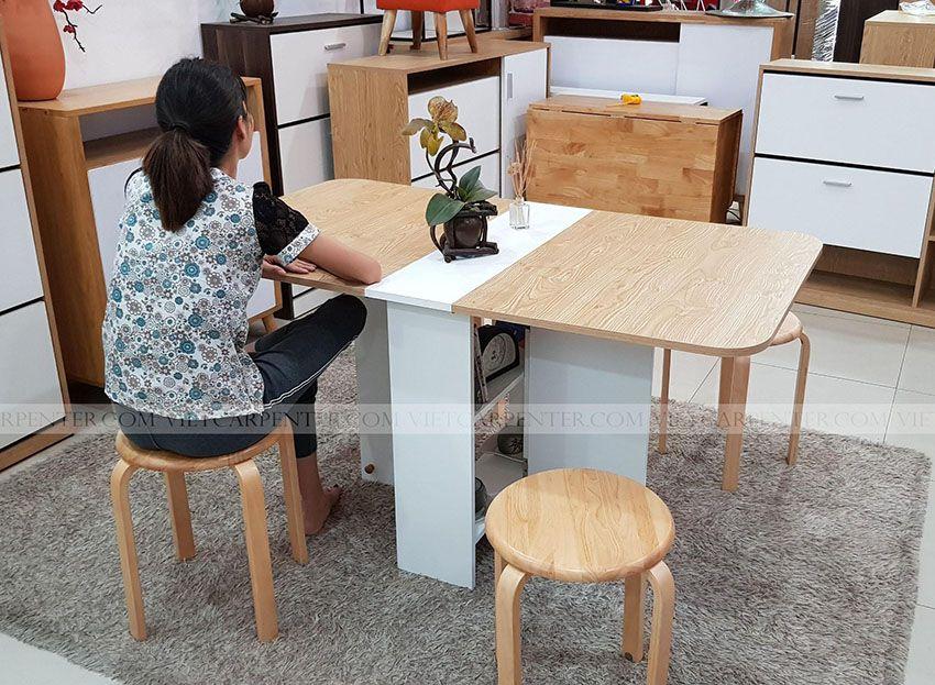 Bộ bàn băn gỗ giá rẻ vba-11